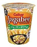 カルビー Jagabee ジャーマンポテト味 38g×12個