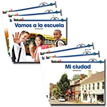 SPANISH Sight Word Readers Social Studies Single-Copy Set (1 copy of 16 titles)