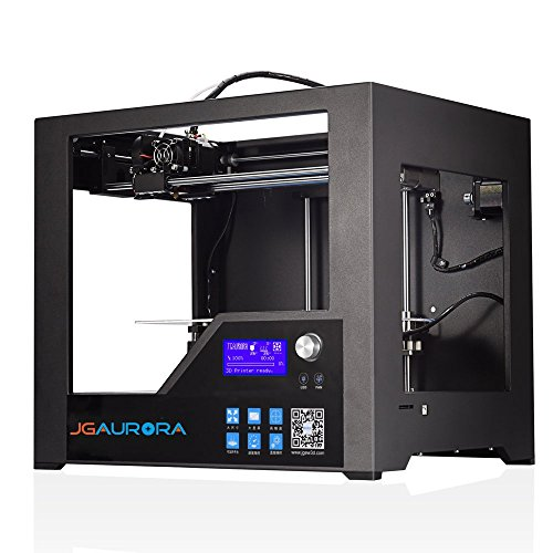 JGAURARO Z603S 3Dプリンター フィラメント ABS PLA ...