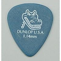 JIM DUNLOP 417R GATOR GRIP STD BLUE 1.14 ギターピック×12枚