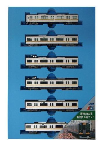 Nゲージ A7082 阪神9000系 新塗装 6両セット