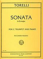 TORELLI - Sonata en Re Mayor para Trompeta en Do y Piano (Nielsen)