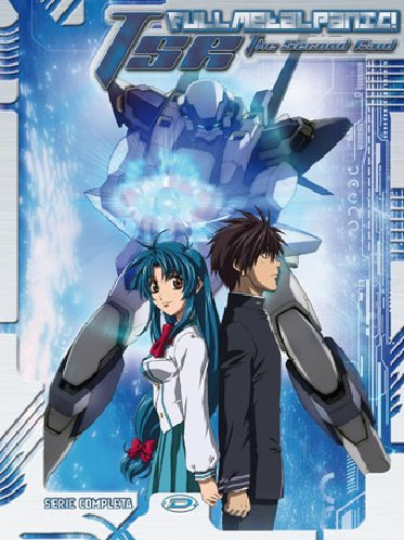 Full Metal Panic - The Second Raid - The Complete Series (Eps 01-13) (3 Dvd) [Italian Edition]