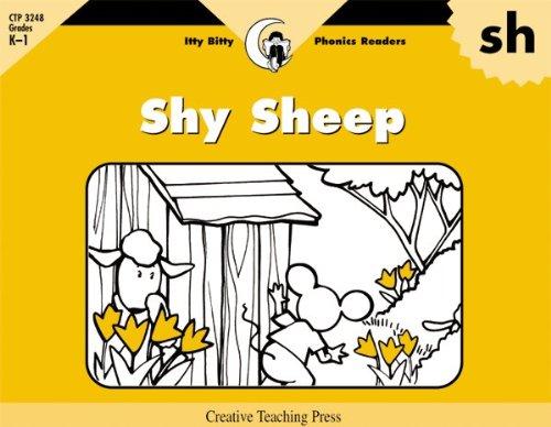 Sh, Shy Sheep (Itty-Bitty Ph...