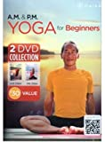 AM PM Yoga for Beginners 2 DVD Set - Rodney Yee & Colleen Saidman - Region 0 Worldwide