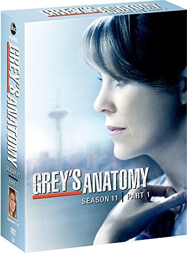グレイズ・アナトミー シーズン11 コレクターズ BOX Part1 [DVD]の詳細を見る