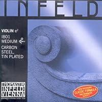 CUERDA VIOLIN - Thomastik (Infeld Azul/Ib01) (Acero al Carbon) 1ェ Medium Violin 4/4
