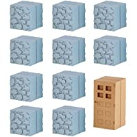 MINECRAFT(マインクラフト) ブロックセット 丸石とドア