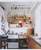 【書籍】狭くても、あきらめない収納のルールにて、スタッフ齋藤の自宅のインテリアが紹介されています!