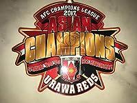 浦和レッズ アジアン チャンピオン AFC Champions League 2017 ステッカー