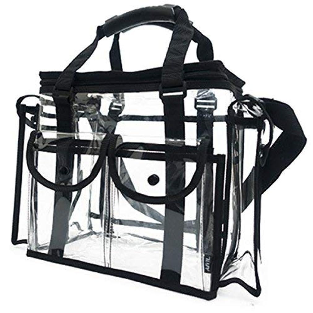 シリアルレジファッショントリコインダストリーズ アイビル クリアロケーションバッグ