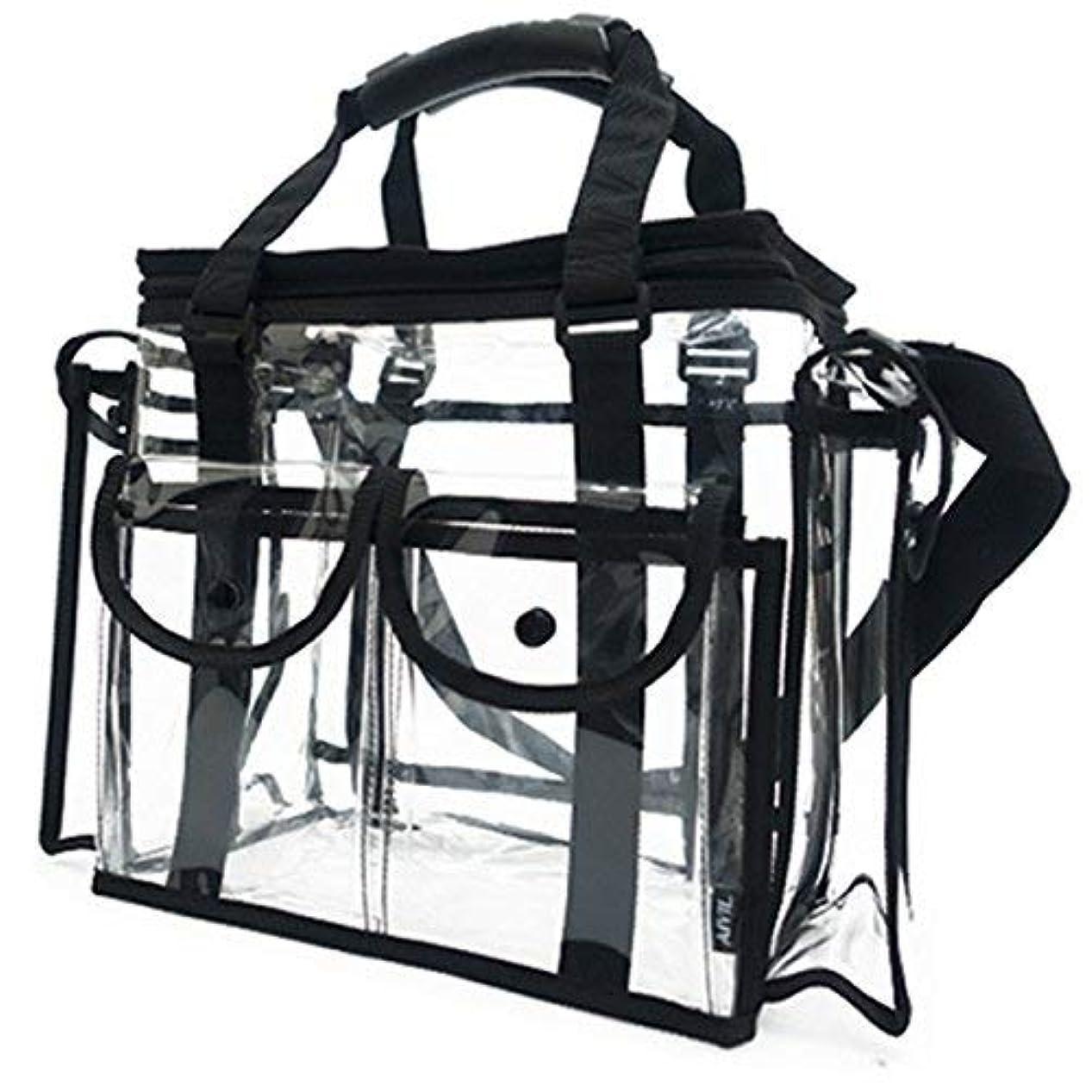 贅沢な投資動物トリコインダストリーズ アイビル クリアロケーションバッグ
