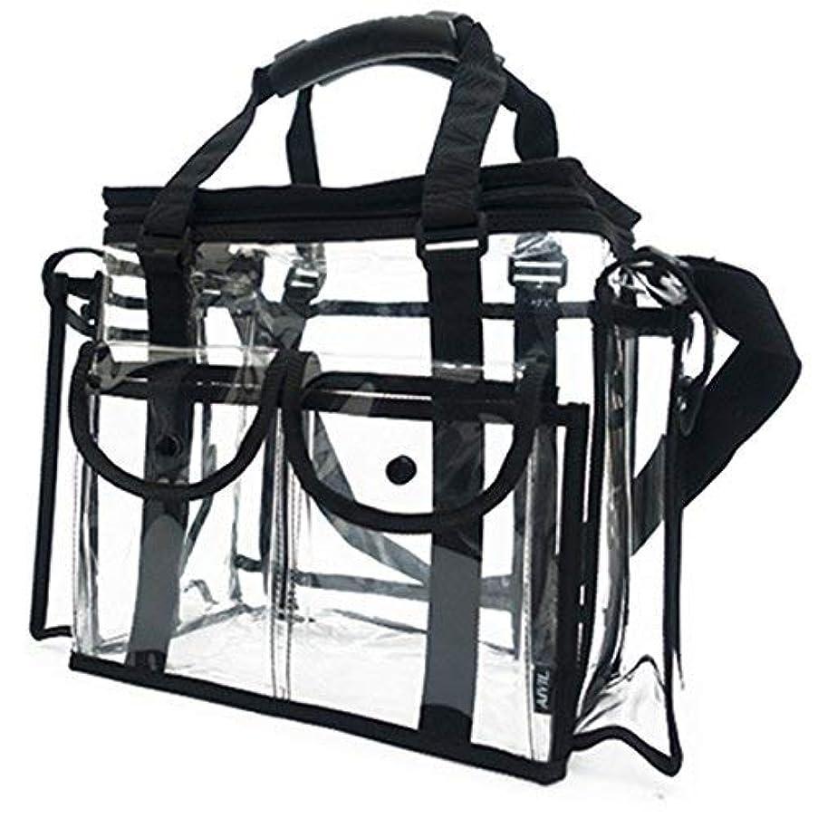 倉庫勧告マルコポーロトリコインダストリーズ アイビル クリアロケーションバッグ