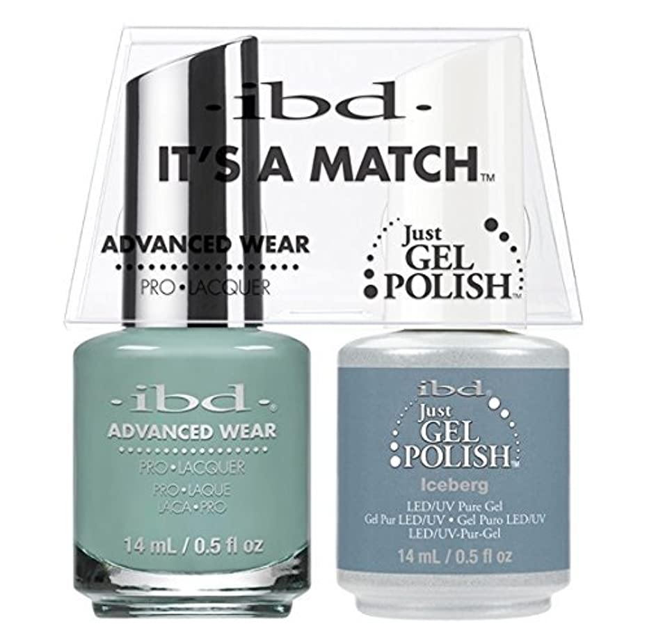 リングシュリンク充実ibd - It's A Match -Duo Pack- Iceberg - 14 mL / 0.5 oz Each
