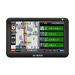nPLACE Di NAVI DNC-055A 8GBワンセグ内蔵5型ポータブルナビ