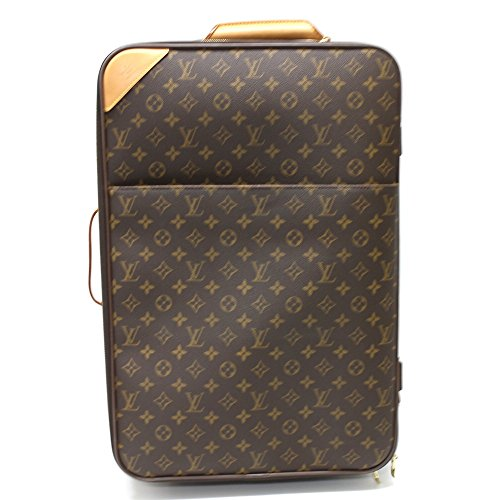 (ルイ・ヴィトン)LOUIS VUITTON ペガス55 モノグラム スーツケース キャリーバッグ モノグラムキャンバス/ レディース 中古