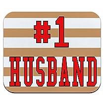 #1夫ナンバーワンのお気に入り愛マウスパッド
