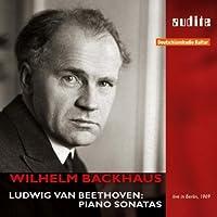 BEETHOVEN: PIANO SONATAS NOS.15, 18, 21 & 30 by WILHELM BACKHAUS (2010-07-27)