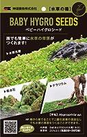 ベビーハイグロシードとよく育つ栄養素セット 水草の草原がこんなに簡単に!