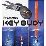 水に浮かび上がるキーホルダー キー?ブイ