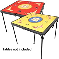 [ペイセールスタックス]We pay your sales tax 31.5 Table Cover Slip Resistant Mahjong Game / Poker / Dominos / Card Tablecovers Table Top [並行輸入品]