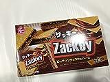 ザッキー ピーナッツチョコウエハース 7個入り?12箱
