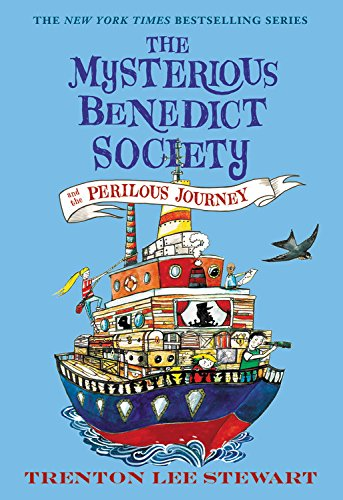 The Mysterious Benedict Society and the Perilous Journeyの詳細を見る