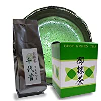 お茶の新楽園 千代昔(ちよむかし)抹茶 40g