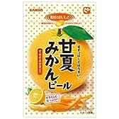 カンロ 甘夏みかんピール 23g×6個