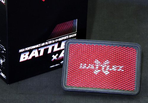 ジャオス(JAOS) BATTLEZ×AC ディーゼル車用 デリカ D:5 BATTLEZ AIR FILTER DELICA D:5 13+ 4N14 【年式: 13.01-】 【適応: CV1W(4N14/DT)】 B730305B