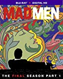 Mad Men the Final: Season Part 1 [Blu-ray] [Import]