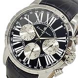 サルバトーレ マーラ クオーツ メンズ 腕時計 SM15103-SSBK ブラック