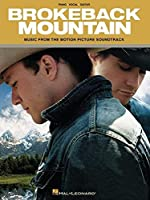 Brokeback Mountain: Music from the Motion Picture Soundtrack (Piano/Vocal/guitar)
