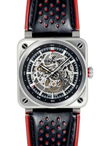 [ベル&ロス] BELL & ROSS 腕時計 BR03-92 エアロGT BR0392-SC/SCA 自動巻き メンズ 新品 [並行輸入品]