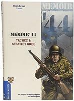 Days of Wonder Memoir 44: Tactics and Strategy Guide Board Game [並行輸入品]