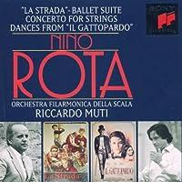 Rota;Suite from La Strada