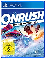 Onrush, 1 PS4-Blu-ray Disc (Day One Edition)