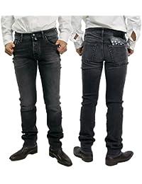 (ヤコブコーエン)JACOB COHEN メンズジーンズ J688 COMF / 00710W2 ブラック [並行輸入品]