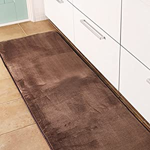 洗える フランネル キッチンマット 約60×...の関連商品10