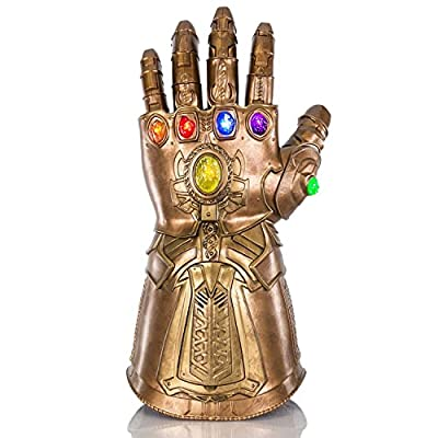 Marvel Avengers Infinity War Infinity Gauntlet マーベルアベンジャーズインフィニティウォーインフィニティガントレット レプリカ [並行輸入品]