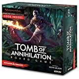 Wizkids Current Edition Dungeons & Dragons Tomb of Annihilation Adventure System Board Game (Standard Edition) Board Game