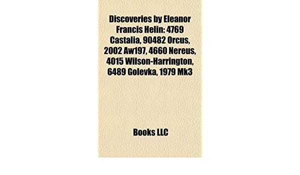 Discoveries by Eleanor Francis...