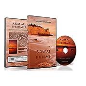 自然DVD-ビーチでの一日 - 海の音のリラックス  ビーチの静的ロング  シーン