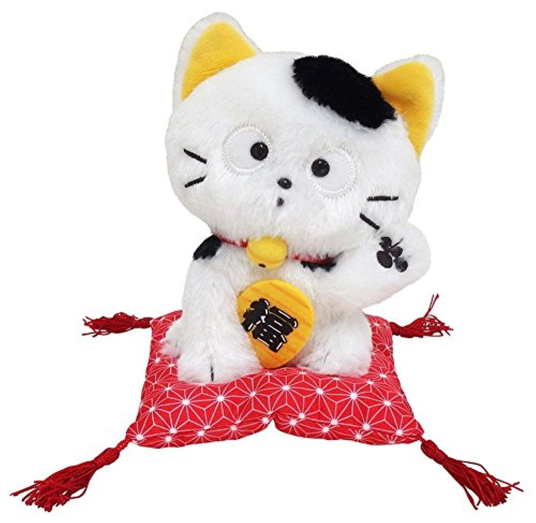 タマ&フレンズ 招き猫ぬいぐるみ タマ