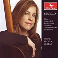 Sirocco-20th Century Music for Guitar