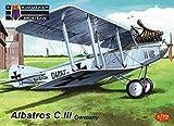 KPモデル 1/72 ドイツ空軍 アルバトロス C.3 プラモデル KPM0149