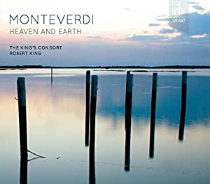 Monteverdi: Heaven & Earth