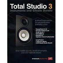 IK Multimedia TOTAL Studio 3 バンドル (IKマルチメディア) 国内正規品