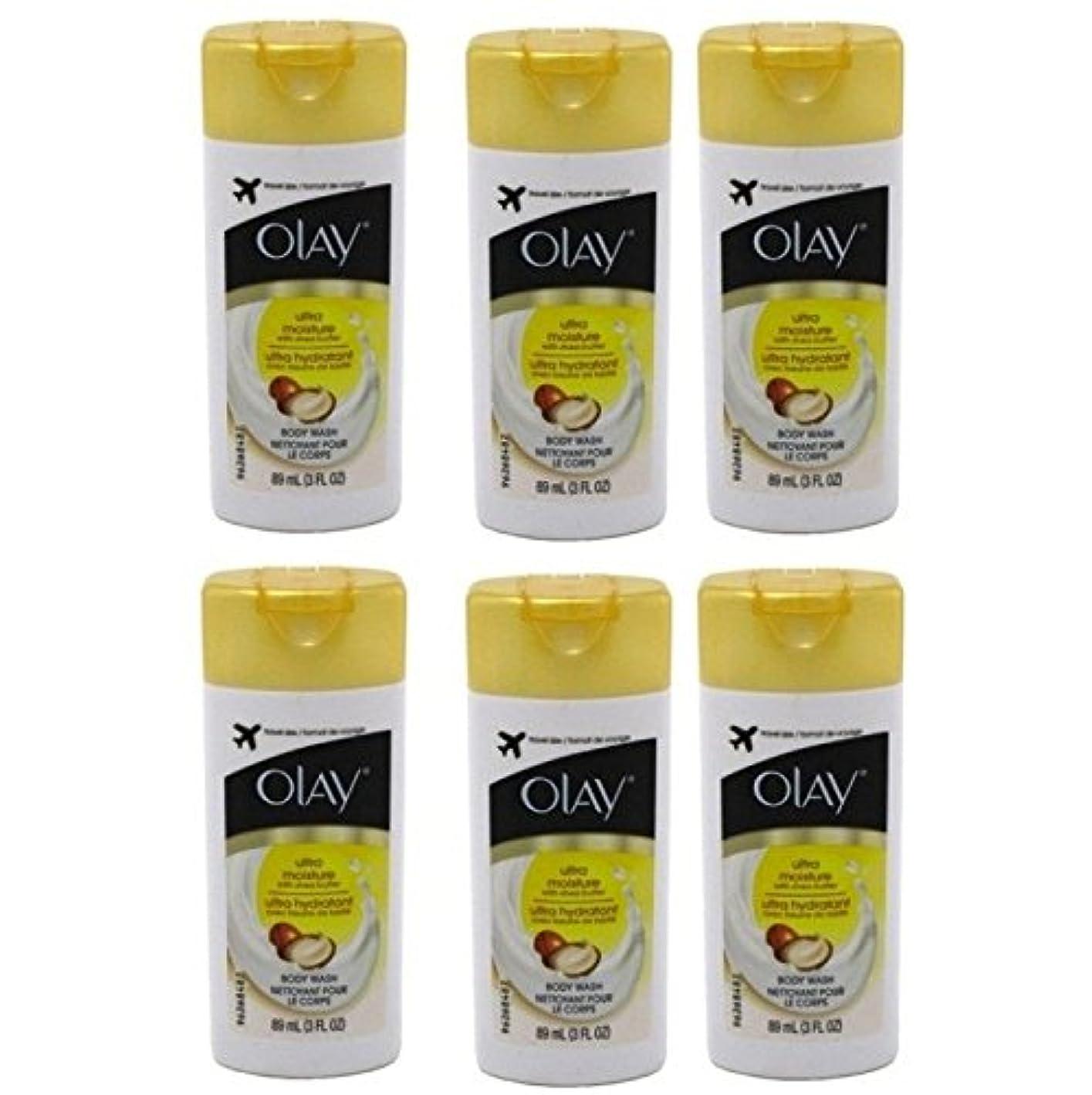 海嶺スケルトンクスクスOlay Ultra Moisture Body Wash 3oz Travel Size by Olay