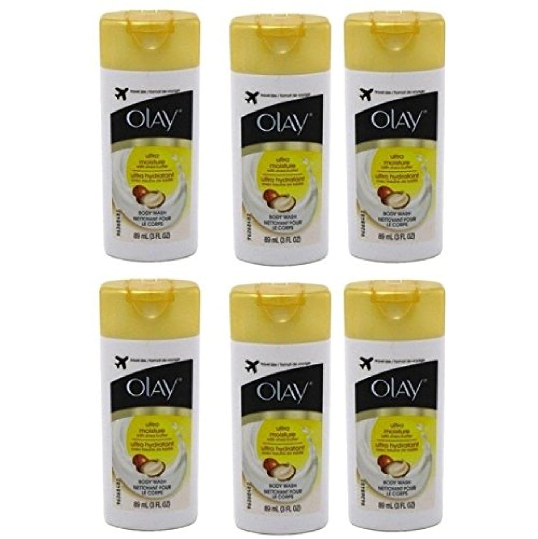 長椅子月曜日枯れるOlay Ultra Moisture Body Wash 3oz Travel Size by Olay
